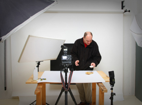 Photographer and Studio Manager