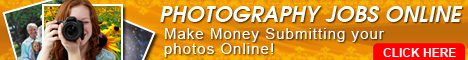 Make money with Photography Jobs Online..